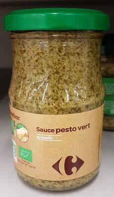Sauce pesto vert - Product