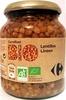 Lentilles Bio - Produit