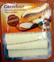 Tranches gourmandes spécial Sandwich (31% MG) - Product - fr