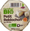 Petit reblochon au lait cru Bio - Prodotto