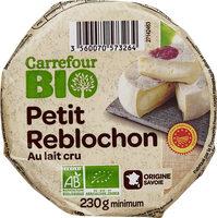 Petit reblochon au lait cru Bio - Produit - fr