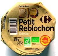 Petit reblochon au lait cru Bio - Product - fr