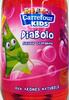 Diabolo saveur grenadine aux arômes naturels Carrefour Kids - Prodotto