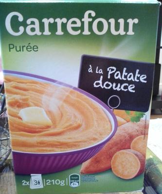 Purée à la patate douce - Produit - fr