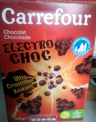 Electro Choc - Produit - fr