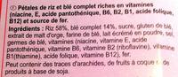 Stylesse Nature - Ingredientes - fr