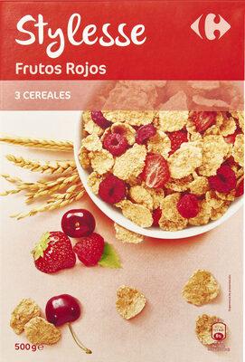 Stylesse Frutos Rojos - Produit - es