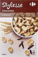 Stylesse chocolat noir - Produit - fr