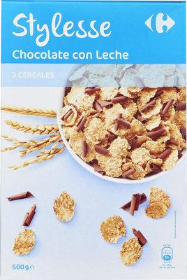 Stylesse chocolat au lait - Producte - fr