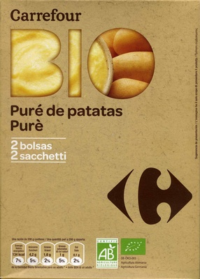 Puré de patatas - Producto