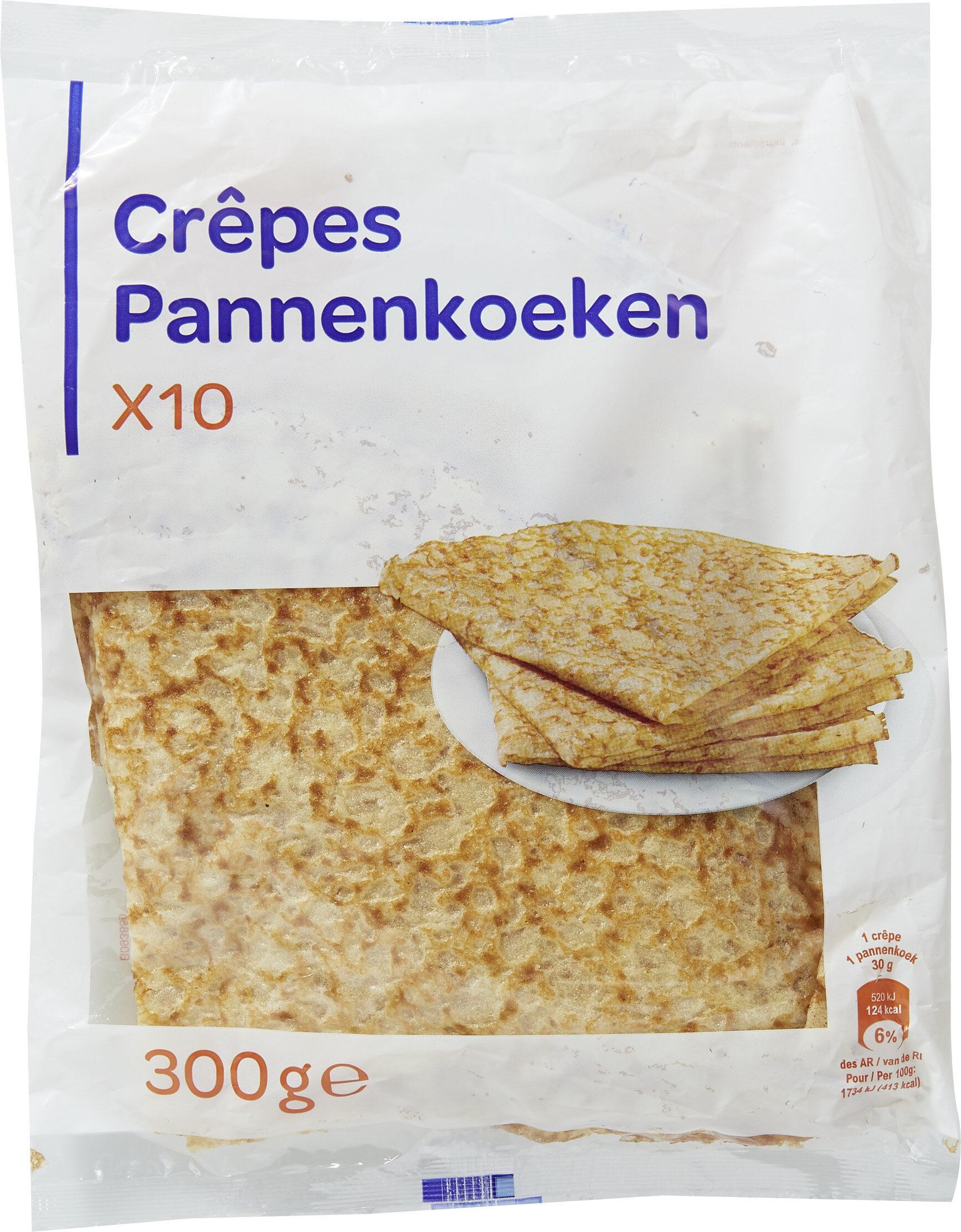 Crêpes - Produit - fr