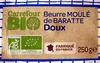 Beurre moulé de Baratte doux - Produit