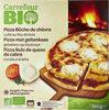 Pizza Bûche de chèvre - Producto