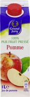 100% Pur fruit pressé Pomme - Prodotto - fr