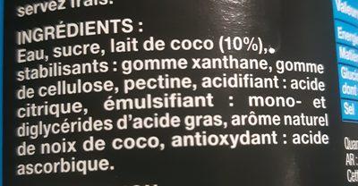 Noix de coco - Ingredienti - fr
