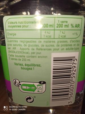 Les aromatisées - Produkt - fr