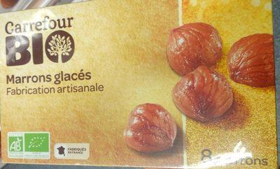 Marrons glacés - Produit