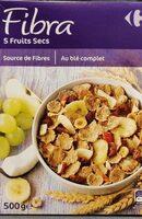 Fruits & fibres - Product - fr