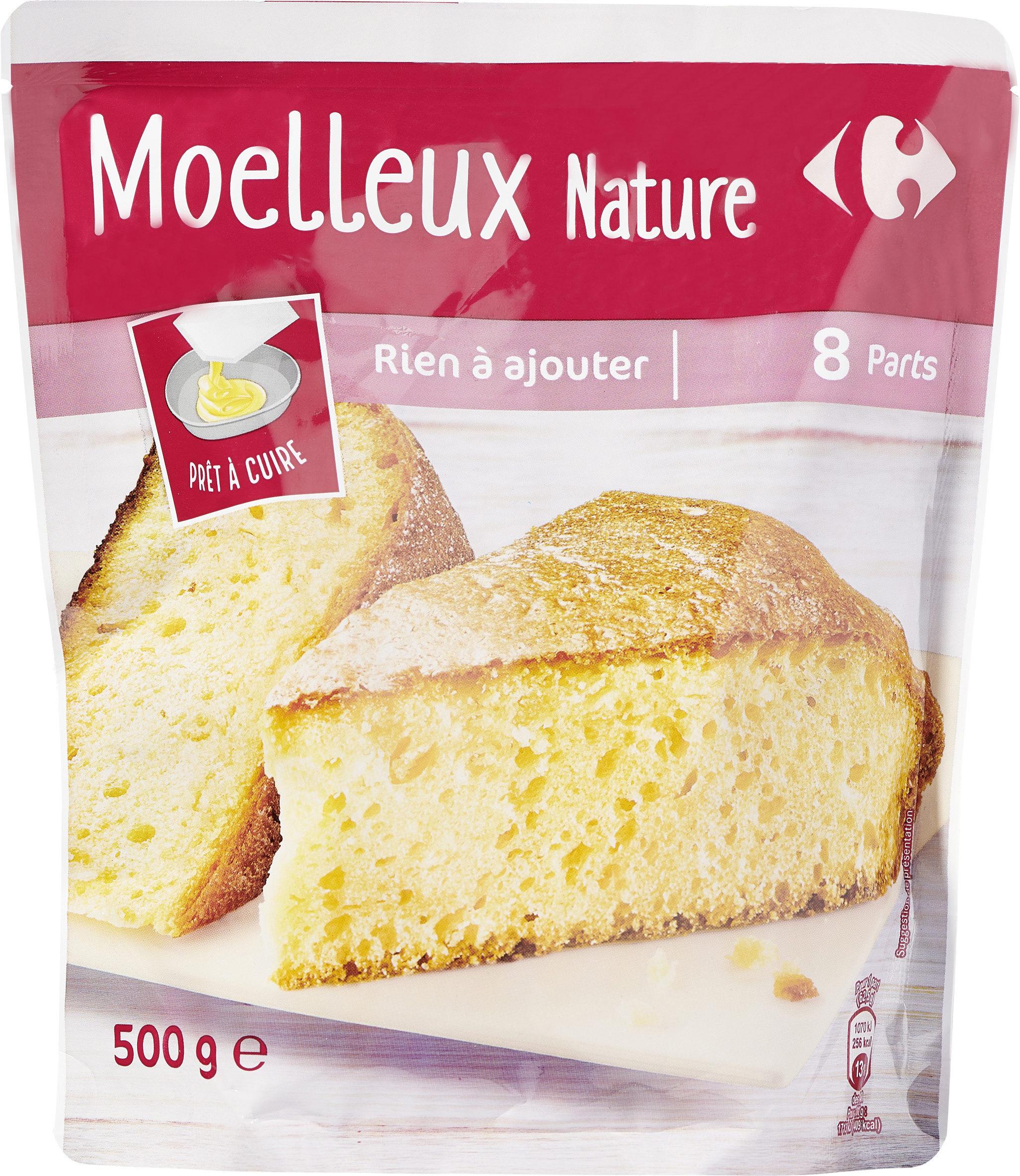 Moelleux Nature - Produit - fr