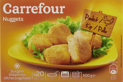 Nuggets de poulet - Producte