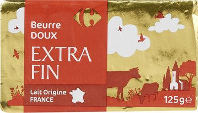 Beurre de laiterie doux - Product - fr