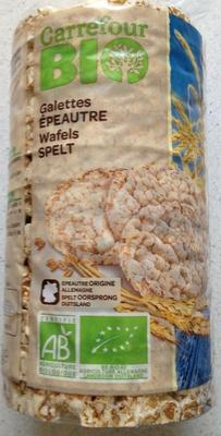 Galettes Épeautre - Product