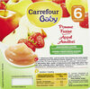 Compote carrefour baby pomme fraise - Prodotto