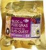 Bloc de Foie Gras de Canard du Sud-Ouest - Produit
