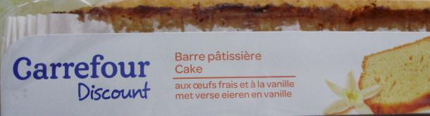 Barre Pâtissière aux oeufs frais - Product - fr