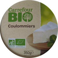 Coulommiers Bio (22 % MG) - Product - fr