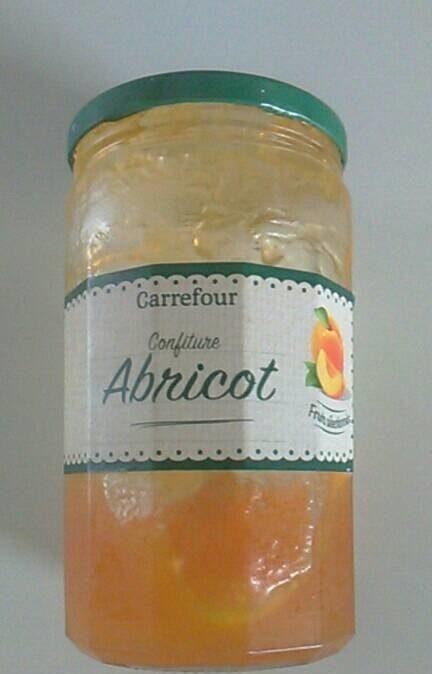 Confiture abricot - Produit