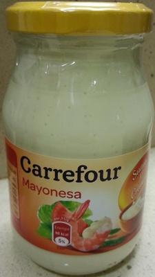 "Mayonesa ""Carrefour"" - Produit"