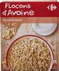 Flocon d'avoine - Producto