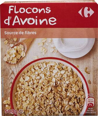Flocon d'avoine - Product - fr