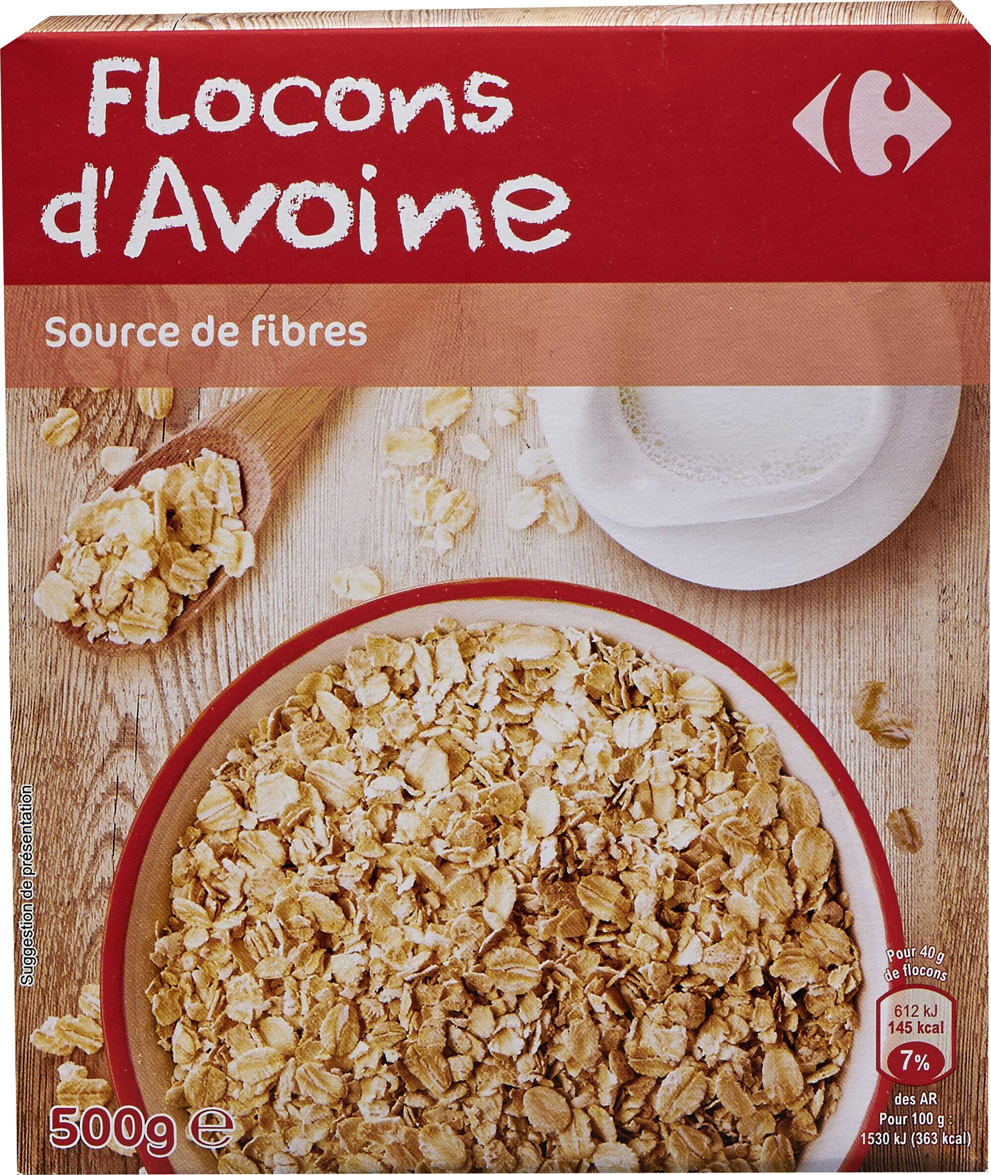 Flocon d'avoine - نتاج - fr