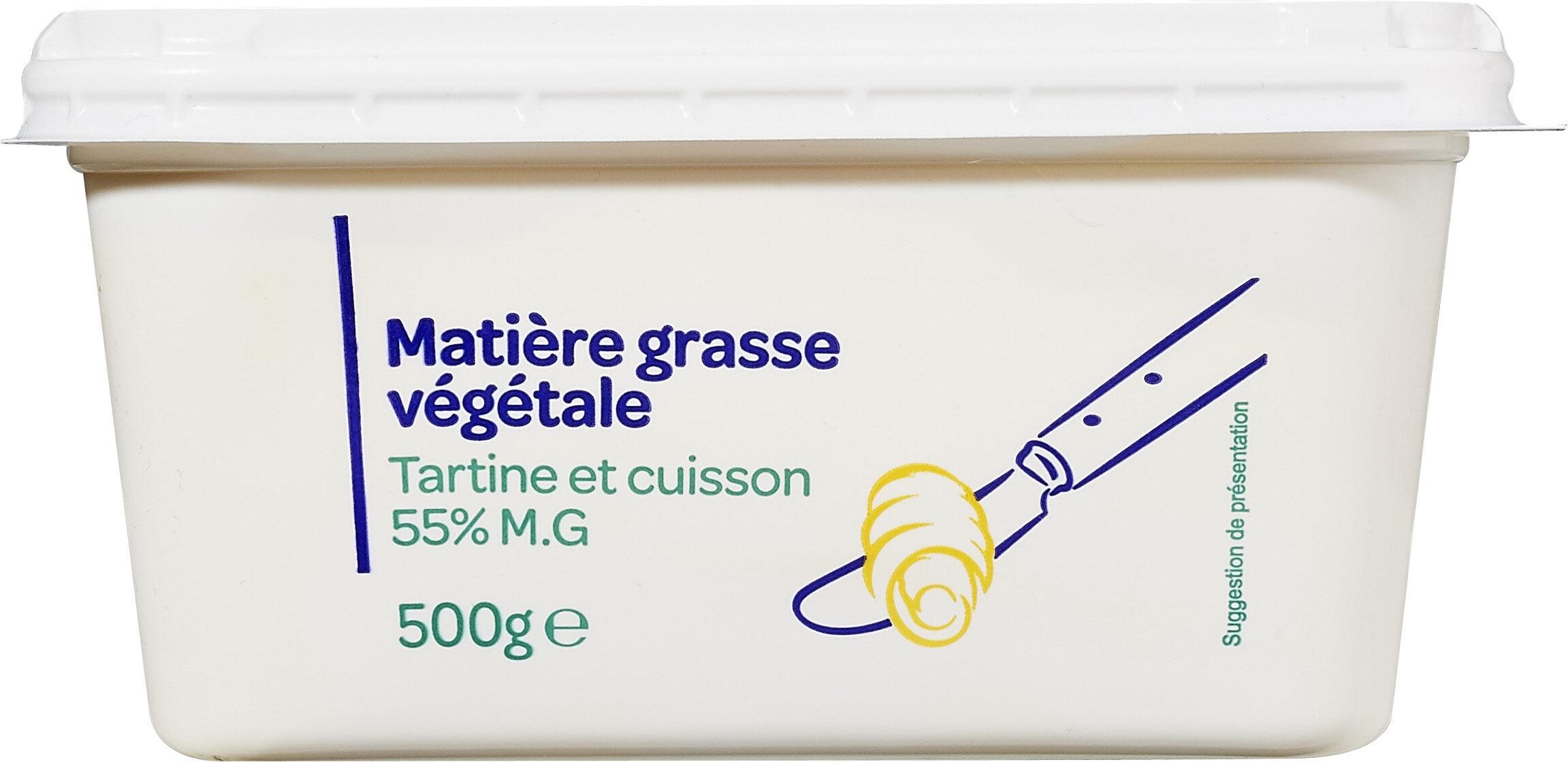 Matière grasse végétale - Prodotto - fr