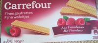 Fines gaufrettes - Product - fr