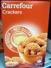 Crackers au gouda - Produit