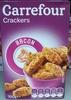 Crackers bacon - Produit
