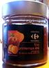 Trio printemps été, mirabelles-pêches de vigne-abricots - Product