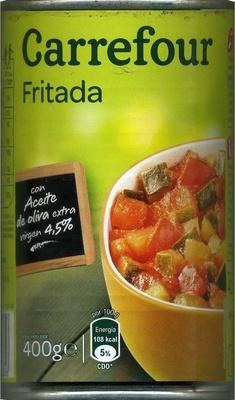 Fritada - Producto