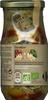 """Brotes de judía mungo en conserva ecológicas """"Carrefour Bio"""" A los tres pimientos - Product"""