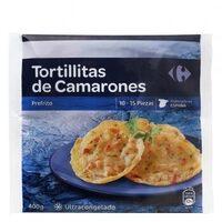 Tortillitas de camaron - Producto - es