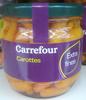 Carottes extra fines - Produit