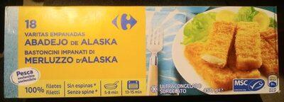 18 Varitas empanadas Abadejo de Alaska - Producto - es