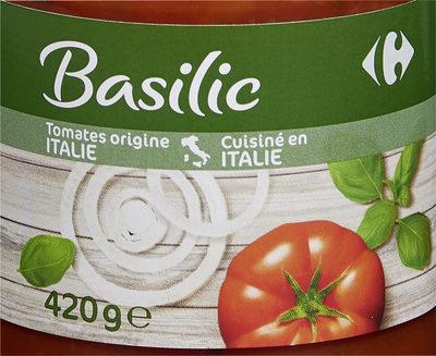 Basilic - Product