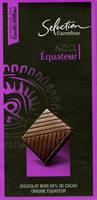 Noir  équateur boisé & fruité - Produit - fr