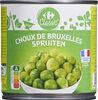 Choux de Bruxelles - Prodotto