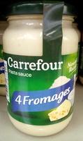 Pasta sauce, 4 Fromages - Produit