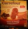 Biscuits petit déjeuner Pépites de Chocolat - Product